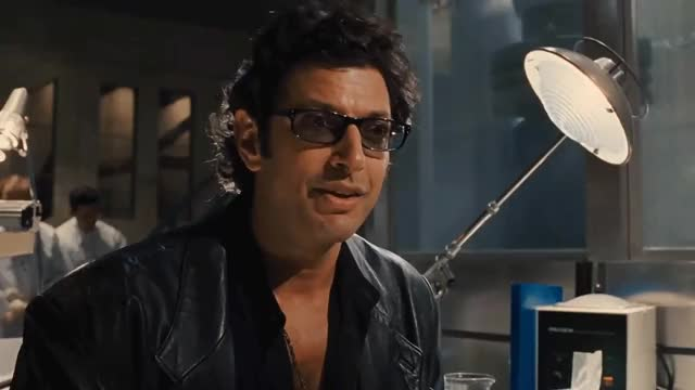 Watch and share Well There It Is GIFs and Jeff Goldblum GIFs on Gfycat