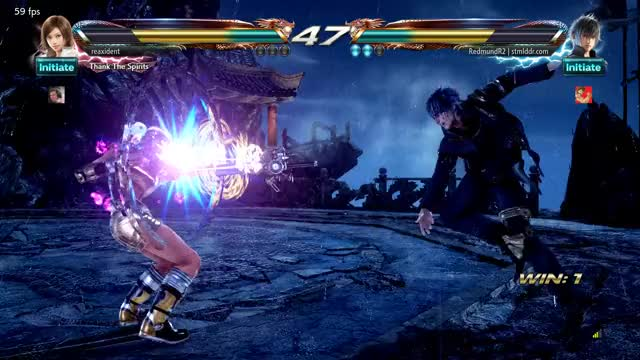 Watch and share Tekken7 GIFs by reaxident on Gfycat