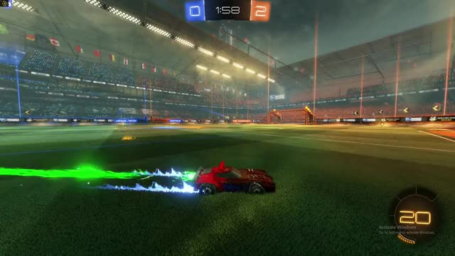 Watch rocketleague GIF by SillyKnees (@sillyknees) on Gfycat. Discover more Rocket League, rocketleague GIFs on Gfycat