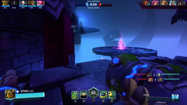Watch and share Paladins GIFs and Xbox Dvr GIFs by Gamer DVR on Gfycat