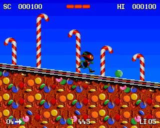 Watch and share Zool Amiga GIFs on Gfycat