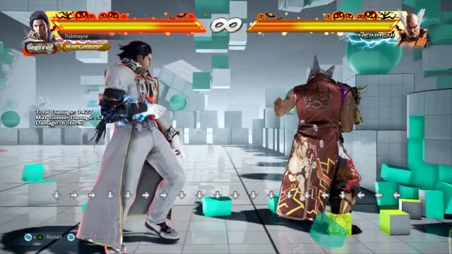 Watch and share Tekken GIFs by martian on Gfycat
