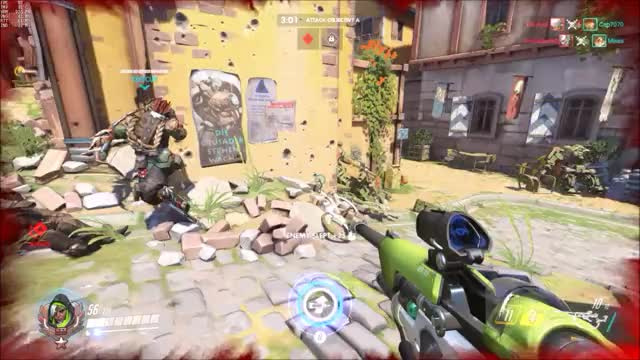 Watch I'm hooked. GIF on Gfycat. Discover more (author is bitnopa), overwatch, ow GIFs on Gfycat
