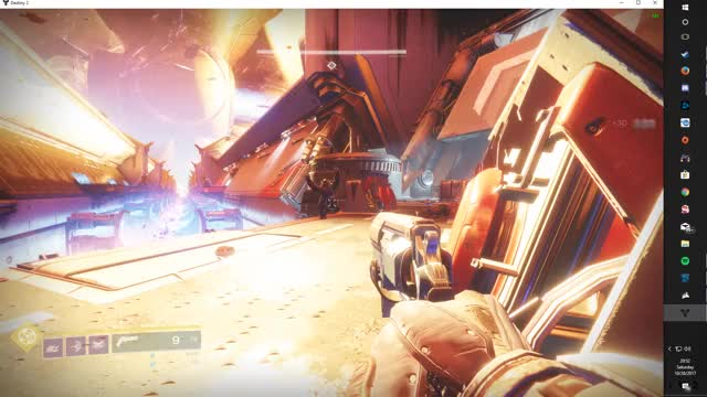 Showing off the cabal's new anti gravity technology! GIF by