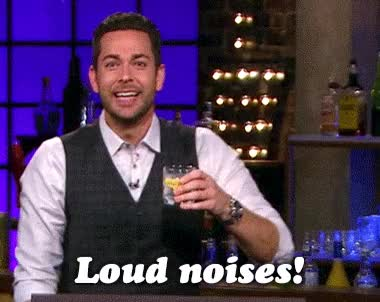 Watch and share Zachary Levi GIFs on Gfycat