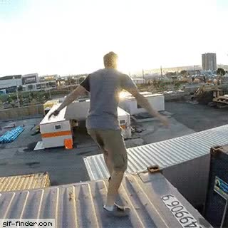Watch parkour fails GIF on Gfycat. Discover more related GIFs on Gfycat