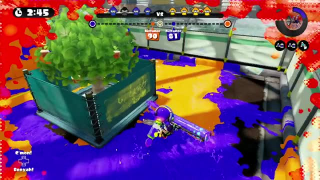 Watch and share Splatoon GIFs by finalsmash on Gfycat