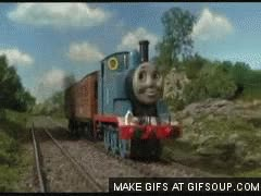 Watch and share Just As A Question, Which Thomas And Friends Fans Here On The Site Prefer This: GIFs on Gfycat