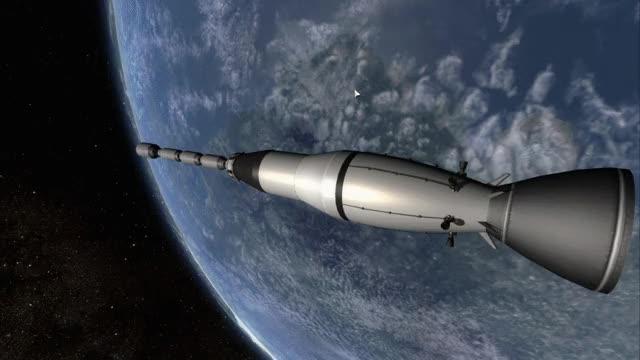 Watch Sagittarius III Launch Stage GIF by @dammitpogi on Gfycat. Discover more kerbalspaceprogram GIFs on Gfycat