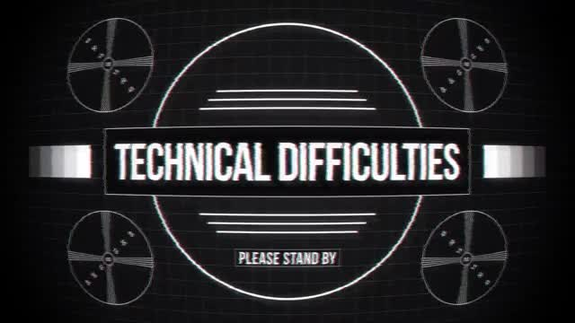 Watch and share Technical Difficulties - Please Stand By GIFs on Gfycat