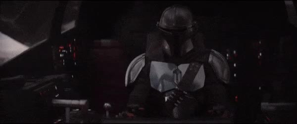 Watch and share The Mandalorian GIFs and Baby Yoda GIFs by sucrehuitre on Gfycat