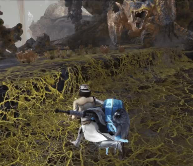 Watch and share Monster Hunter GIFs and Ice Borne GIFs by udno77 on Gfycat