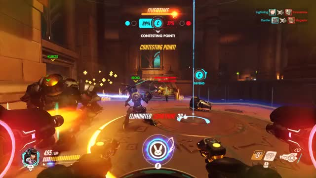 Watch Denied! GIF by Forged Lightning (@forgedlightning) on Gfycat. Discover more overwatch GIFs on Gfycat