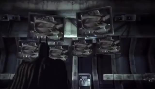 Watch and share Arkham Asylum GIFs and Harley Quinn GIFs on Gfycat
