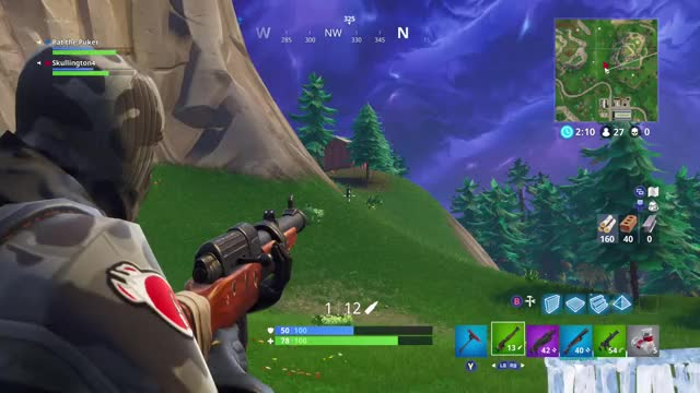 Watch this GIF by Xbox DVR (@xboxdvr) on Gfycat. Discover more FortniteBattleRoyale, Pat the Puker, xbox, xbox dvr, xbox one GIFs on Gfycat