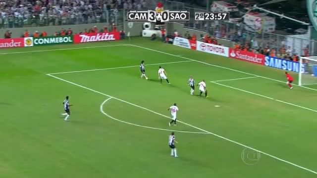 Watch Atlético MG 4x1 São Paulo Oitavas De Final Libertadores 2013 HD 720P GIF on Gfycat. Discover more related GIFs on Gfycat