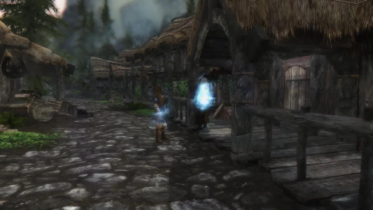 skyrimmods, Campfire - Instincts GIFs