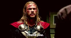 Watch and share Thor The Dark World GIFs and Chris Hemsworth GIFs on Gfycat