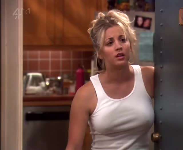 Watch and share Kaley Cuoco GIFs and Celebs GIFs by pweller on Gfycat