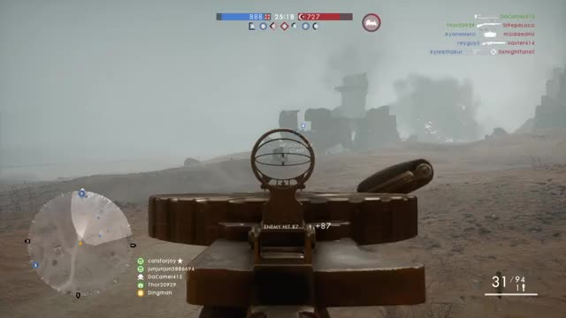 Watch and share BF1-Horse GIFs by dingmah on Gfycat
