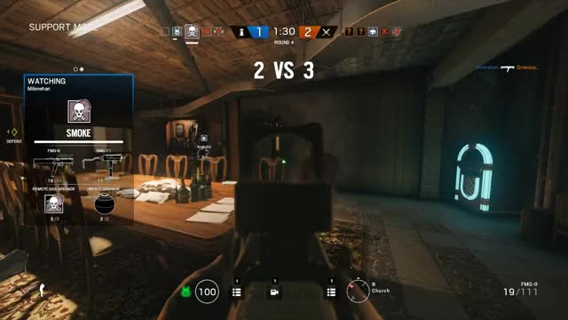 Watch Suprise! GIF by Greytechsy (@greytechsy) on Gfycat. Discover more r6:siege, rainbow6 GIFs on Gfycat