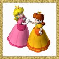 Watch and share Princess Peach And Princess Daisy GIFs on Gfycat