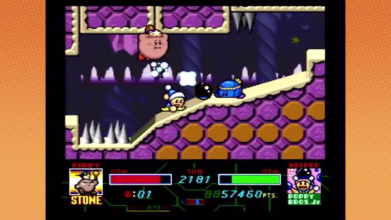 asksciencefiction, dreamland, kirby, Kirby Super Star - MetaKnightmare! - PART 5 - Game Grumps GIFs