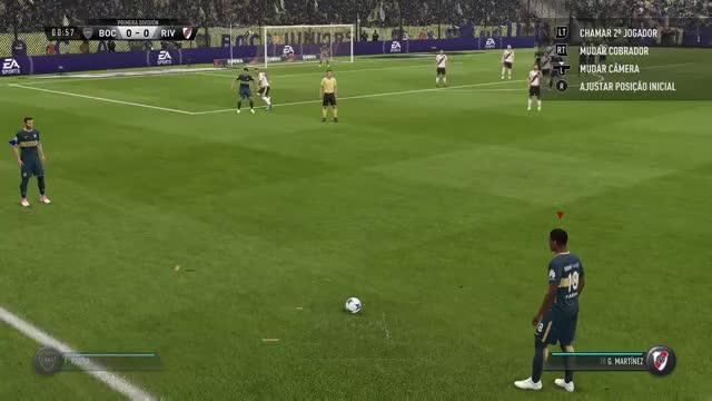 Watch Goleiro do Lucas bobeando GIF by Gamer DVR (@xboxdvr) on Gfycat. Discover more AdrianoStoychev, FIFA18, xbox, xbox dvr, xbox one GIFs on Gfycat