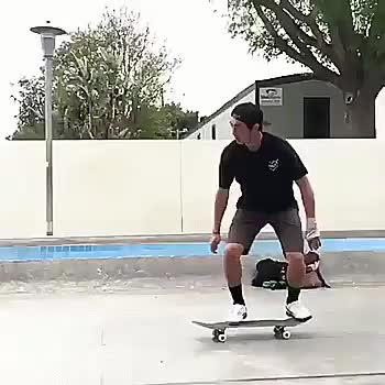 Watch and share Smooth Move On The Skateboard GIFs by poloralphlo on Gfycat