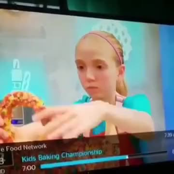Watch and share Kids Baking Championship Fail Crying  (original) GIFs on Gfycat