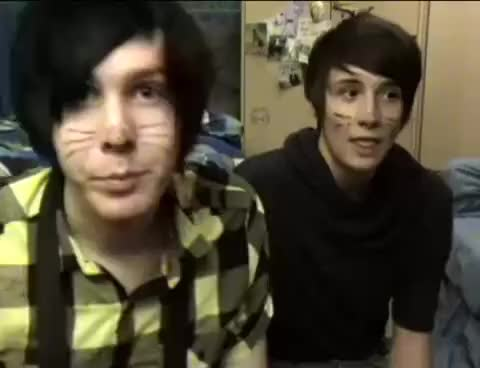 Watch and share Phil Is Not On Fire GIFs and Dan And Phil GIFs on Gfycat