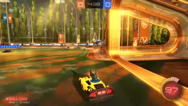Watch Rocket League Predictive Counter Counter Goal GIF by Qsaws.org (@qsaws8) on Gfycat. Discover more League, Rocket, Rocket League GIFs on Gfycat