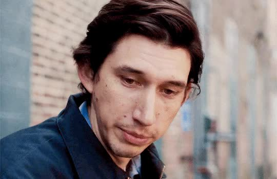 Watch and share Adam Driver GIFs on Gfycat