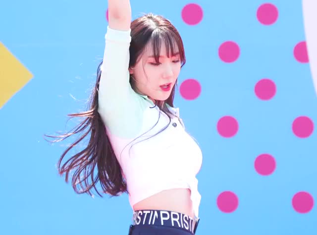Watch and share Pristin - Roa GIFs by Dang_itt on Gfycat