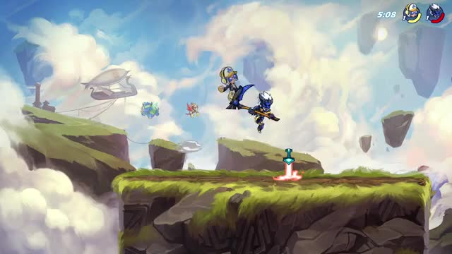 Watch and share Brawlhalla 2020-04-29 16-26-23 Trim GIFs by clem613 on Gfycat