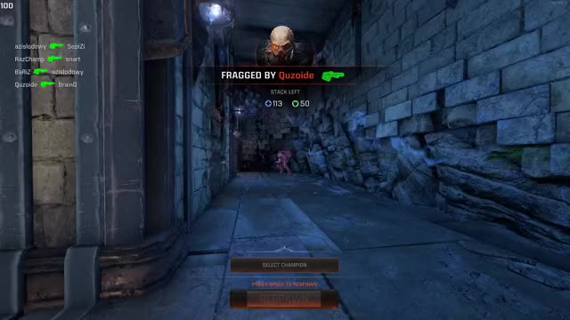 Watch and share Quake Champions GIFs and Instagib GIFs by braind on Gfycat