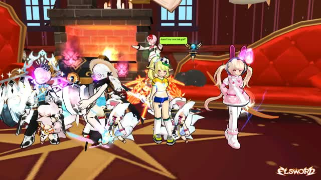 Watch and share Elsword GIFs by Trickster on Gfycat