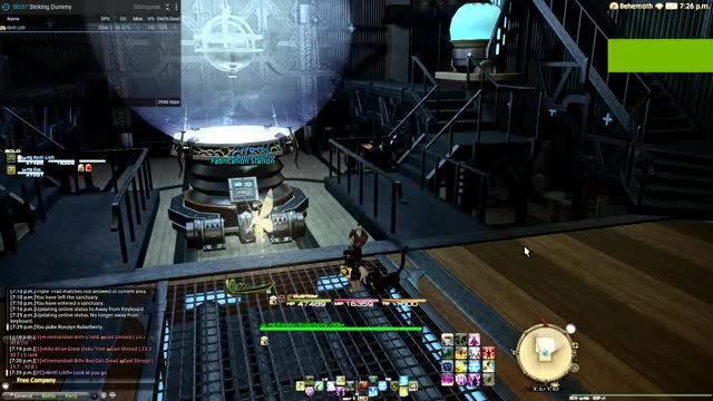 Watch and share Final Fantasy XIV A Realm Reborn 02.06.2019 - 19.26.04.01 GIFs on Gfycat