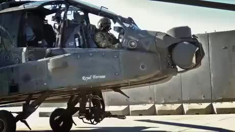 Watch and share The AH-64 Apache's Gun-to-helmet Tracking System - 9GAG GIFs by DUde on Gfycat
