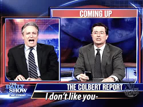 Watch colbert stewart GIF on Gfycat. Discover more stephen colbert GIFs on Gfycat