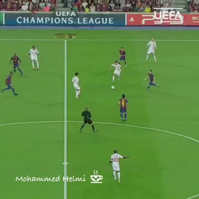 Watch and share Barcelona GIFs and Ac Milan GIFs by Helmi.Cappuccino on Gfycat