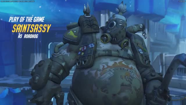 Watch Overwatch | The Co-op POTG GIF on Gfycat. Discover more overwatch GIFs on Gfycat