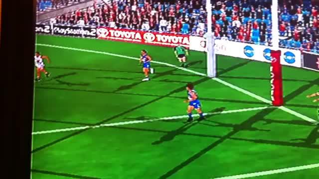 AFL 2007 Goal Of The Year #4 (reddit) GIF | Find, Make & Share