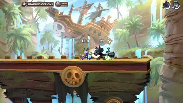 Watch Pour G-Freeze 2 GIF by Blaspheme (@blaspheme) on Gfycat. Discover more brawlhalla GIFs on Gfycat