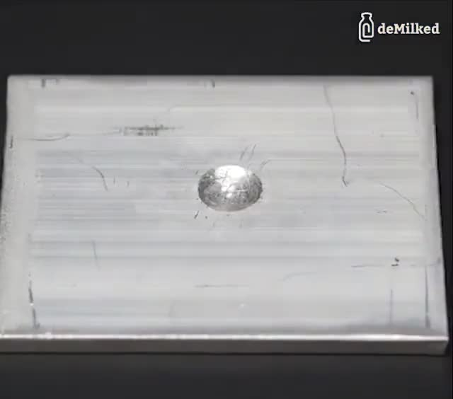 Watch and share This Is How Aluminum Reacts With Mercury GIFs on Gfycat