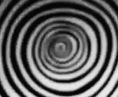 Watch and share #hypnotize, #b&w, #gif  H2O_WINE GIFs on Gfycat