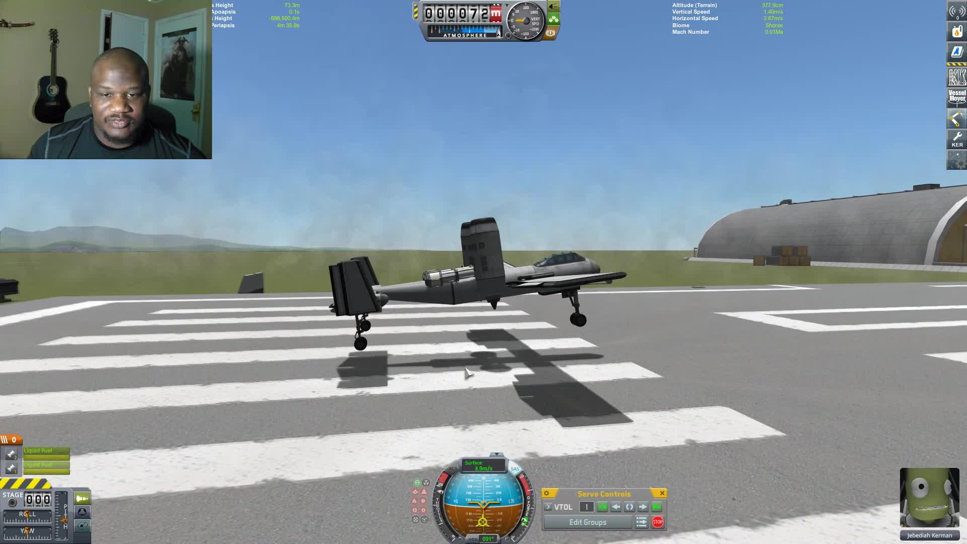 Jatwaa, Kerbalspaceprogram, a10thunderbolt, A-10 Thunderbolt II