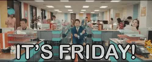 Watch this tgif GIF by thepr3stige on Gfycat. Discover more friday, tgif, weekend GIFs on Gfycat