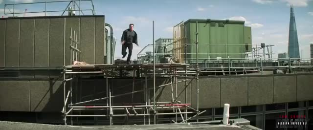 Watch and share Mission Impossible GIFs and Paramount Pictures GIFs by Mission: Impossible on Gfycat