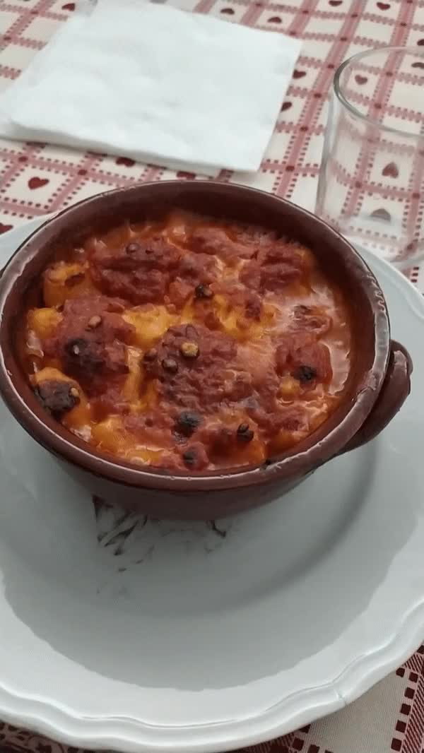 Watch and share Gnocchi In The Oven GIFs and Gnocchi Al Forno GIFs by Italo D. Primo on Gfycat